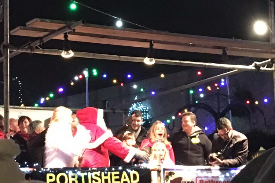 Christmas Lights a triumph for town once again
