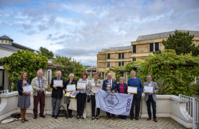 It's gold again for Portishead in Bloom